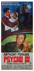 Psycho III - Indian Movie Poster (xs thumbnail)