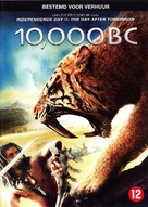 10,000 BC - Dutch Movie Cover (xs thumbnail)