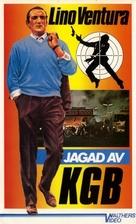 Le silencieux - Norwegian VHS movie cover (xs thumbnail)