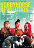 Hobbyhorse revolution - Finnish Movie Poster (xs thumbnail)