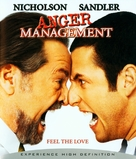 Anger Management - Blu-Ray movie cover (xs thumbnail)