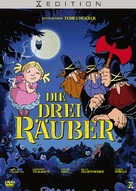 Die drei Räuber - German Movie Cover (xs thumbnail)
