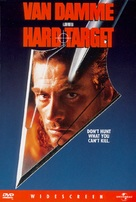 Hard Target - DVD cover (xs thumbnail)