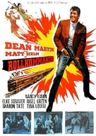 The Wrecking Crew - German Movie Poster (xs thumbnail)