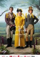 Emma - Czech Movie Poster (xs thumbnail)