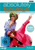 """Absolutely Fabulous"" - German DVD cover (xs thumbnail)"