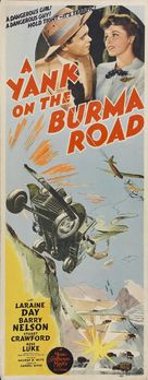 A Yank on the Burma Road - Movie Poster (xs thumbnail)
