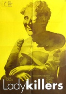 The Ladykillers - German Movie Poster (xs thumbnail)
