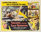 Escape from San Quentin - Movie Poster (xs thumbnail)