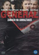 General. Zamach na Gibraltarze - Polish Movie Cover (xs thumbnail)