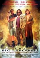The Big Lebowski - Australian Movie Poster (xs thumbnail)