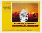Jeremiah Johnson - Movie Poster (xs thumbnail)
