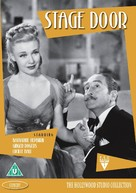 Stage Door - British Movie Cover (xs thumbnail)