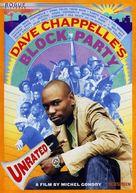 Block Party - DVD cover (xs thumbnail)