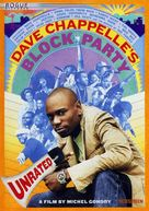 Block Party - DVD movie cover (xs thumbnail)