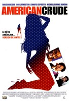 American Crude - French DVD movie cover (xs thumbnail)
