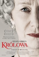 The Queen - Polish Movie Poster (xs thumbnail)