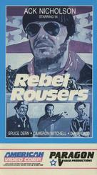 The Rebel Rousers - VHS cover (xs thumbnail)