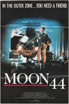 Moon 44 - Movie Poster (xs thumbnail)