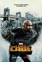 """""""Luke Cage"""" - Mexican Movie Poster (xs thumbnail)"""