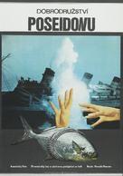 The Poseidon Adventure - Czech Movie Poster (xs thumbnail)