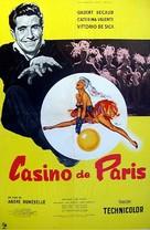 Casino de Paris - French Movie Poster (xs thumbnail)
