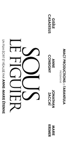 Sous le figuier - French Logo (xs thumbnail)