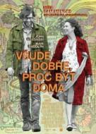 Away We Go - Czech Movie Poster (xs thumbnail)