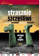 Frygtelig lykkelig - Polish Movie Poster (xs thumbnail)