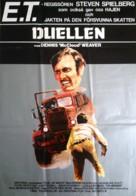 Duel - Swedish Movie Poster (xs thumbnail)