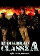 The A-Team - Brazilian Movie Poster (xs thumbnail)