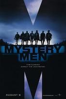 Mystery Men - Advance movie poster (xs thumbnail)