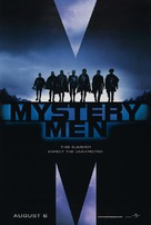 Mystery Men - Advance poster (xs thumbnail)