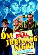 One Thrilling Night - Movie Cover (xs thumbnail)