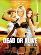 Dead Or Alive - French Movie Poster (xs thumbnail)