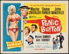 Panic Button - Movie Poster (xs thumbnail)