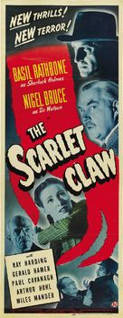 The Scarlet Claw - Movie Poster (xs thumbnail)