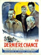 Die letzte Chance - French Movie Poster (xs thumbnail)