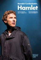 National Theatre Live: Hamlet - British Movie Poster (xs thumbnail)