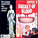 A Bucket of Blood - German Movie Cover (xs thumbnail)