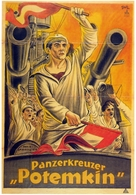 Bronenosets Potyomkin - German Movie Poster (xs thumbnail)