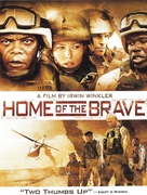Home of the Brave - DVD movie cover (xs thumbnail)
