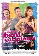 Nessuno mi può giudicare - Turkish Movie Poster (xs thumbnail)