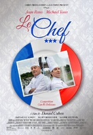 Comme un chef - Movie Poster (xs thumbnail)