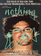 Nothing - Movie Poster (xs thumbnail)