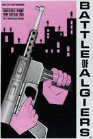 La battaglia di Algeri - British Movie Poster (xs thumbnail)