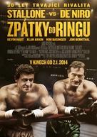 Grudge Match - Czech Movie Poster (xs thumbnail)