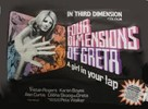 Four Dimensions of Greta - British Movie Poster (xs thumbnail)