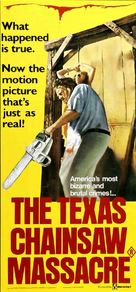 The Texas Chain Saw Massacre - Australian Movie Poster (xs thumbnail)