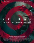 Spiral: From the Book of Saw - Malaysian Movie Poster (xs thumbnail)